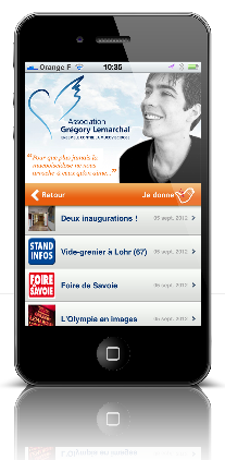 Don d'organes : lancement de l'application Passeport de Vie