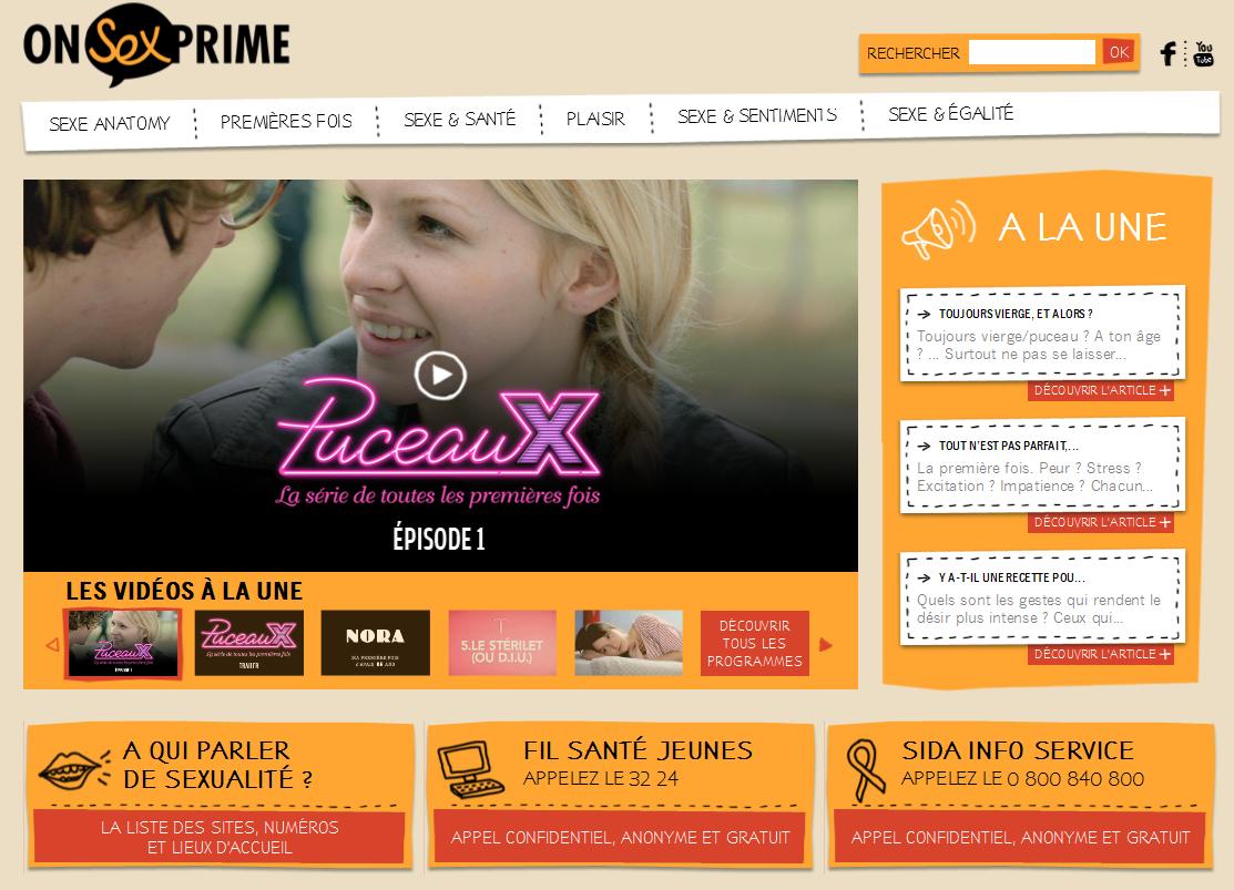 Onsexprime : nouvelle plateforme et web-série pour parler sexualité aux jeunes