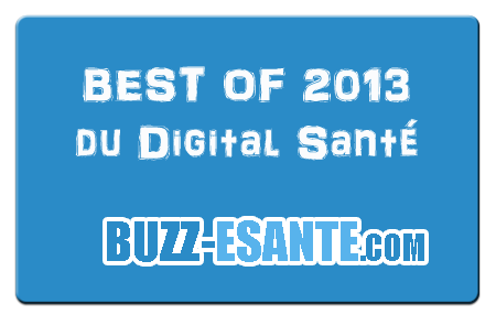 Best of 2013 Buzz e-santé : mSanté et Quantified Self