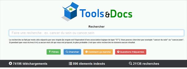 Tools&Docs : plateforme collaborative pour médecins généralistes