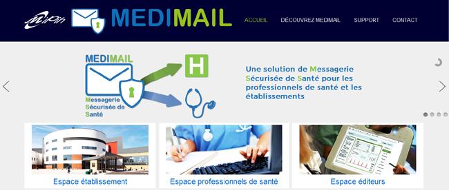 Medimail : messagerie sécurisée de santé pour les professionnels de santé