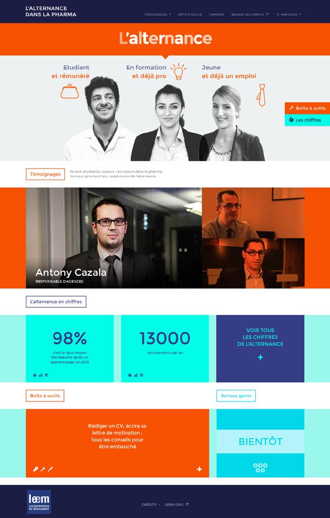 Le Leem lance un webdoc sur l'insertion professionnelle des jeunes