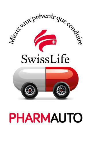 Conduite en toute sécurité avec l'application Pharmauto