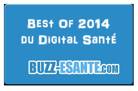 Best of 2014 Buzz e-santé : santé mobile et santé connectée