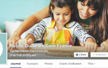 Roche Diabetes Care lance la page Facebook