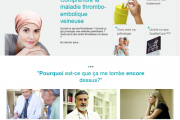 LEO Pharma lance le site web oncothrombose