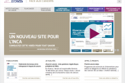 Nouveau site web pour l'Institut national du cancer