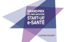 Lancement du Grand Prix de l'implantation Start-Up e-santé