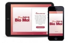 Mon Suivi de Bio Mol : application pour patients atteints de LMC