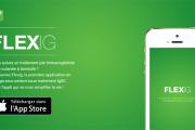 Flexig : application pour patient sous IgSC