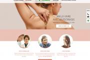 Nouveau site web pour mieux vivre avec un psoriasis