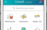Univadis lance l'application Consult