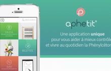 Aphetit : application pour patients atteints de phénylcétonurie