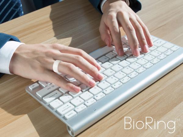 BioRing : bague connectée pour gérer sa santé