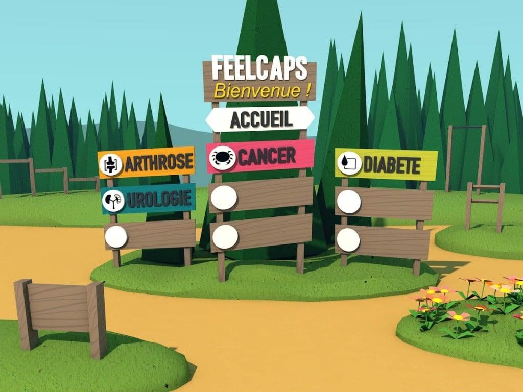 FeelCaps par Pierre Fabre