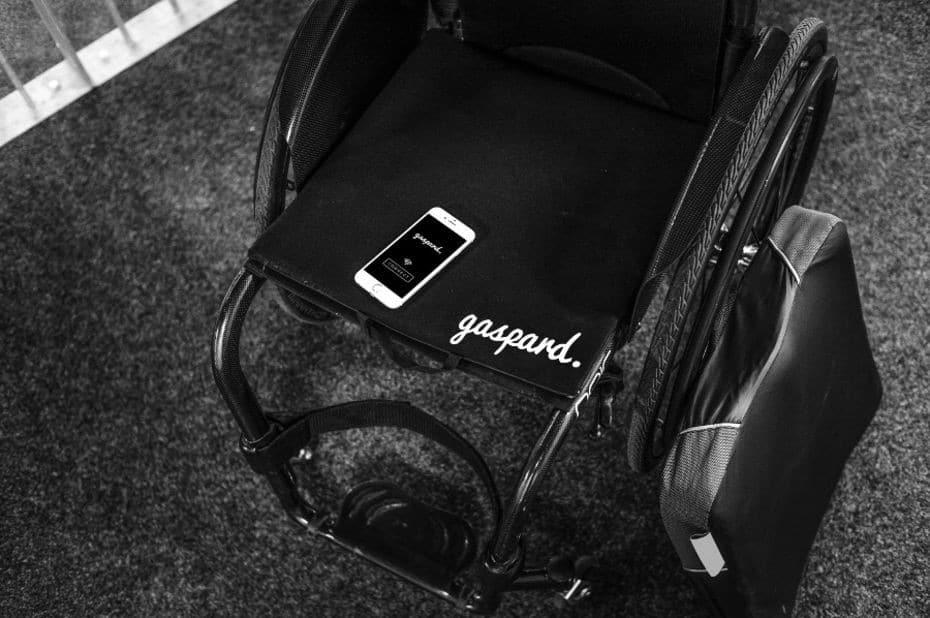 Tracker Gaspard
