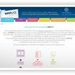 Bayer lance le site Amplio.fr