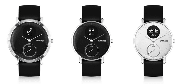 Montre Withings Steel HR