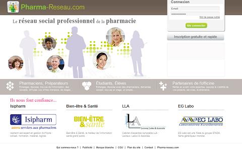 Pharma réseau