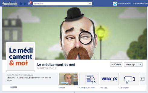 Le Leem lance sa page Facebook