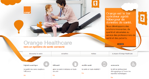 healthcare.orange.com