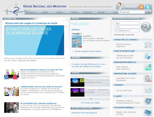 www.conseil-national.medecin.fr