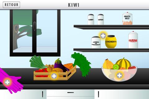 AllergiK : application mobile sur les allergies croisées