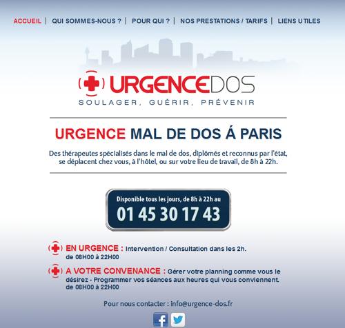 Urgences-dos