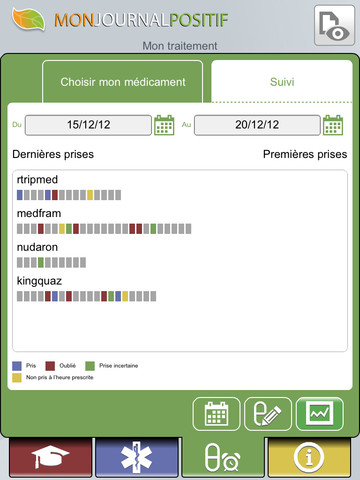 MSD lance l'application Mon Journal Positif