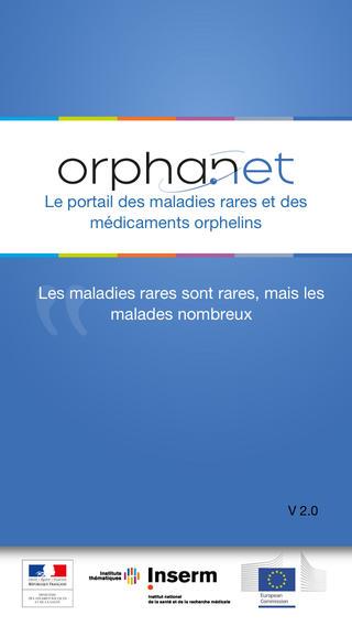 Orphanet lance son application mobile