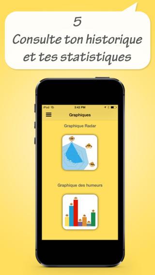 GapiMOOD : application pour suivre et partager ses émotions