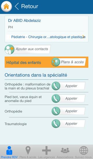 Le CHU de Toulouse lance son application mobile