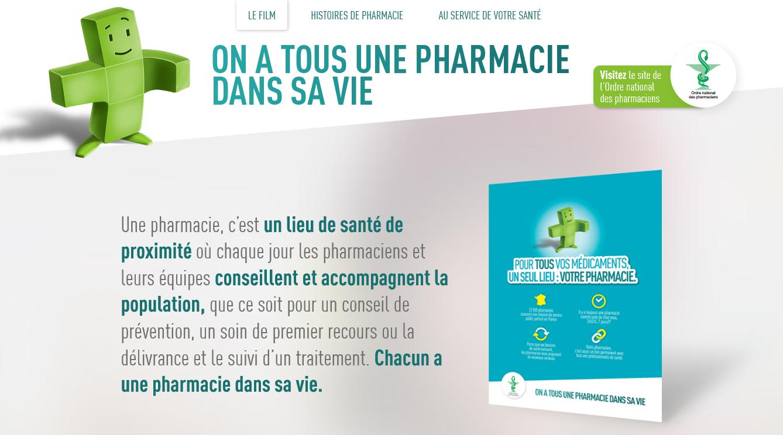L Ordre Des Pharmaciens Lance La Campagne Quot On A Tous Une