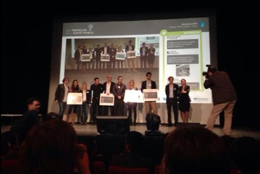 Retour sur la 2ème édition des Trophées de la Santé Mobile