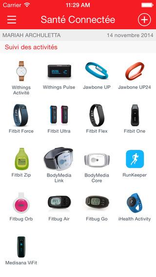 TESSI : application mobile pour le Traitement Et Suivi de Santé Individualisés