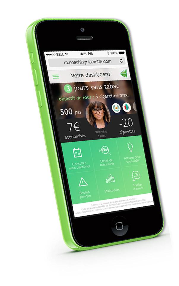 nicorette-app