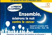 Participez à la Marche des Lumières !