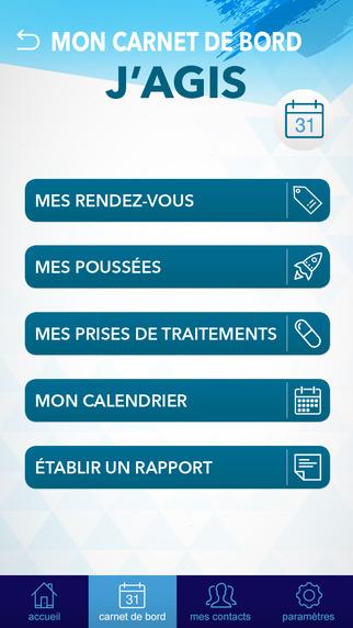 J'Agis : application pour patients atteints de MIC par Pfizer