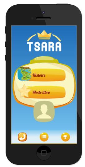 Jeu mobile Tsara