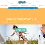 Accélérateur de start-ups avec Expansciences