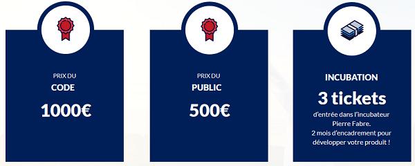 Prix de l'Uro-Tech Challenge