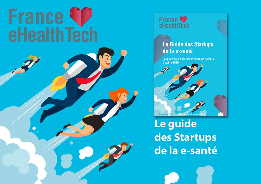 Guide e-santé France eHealthTech