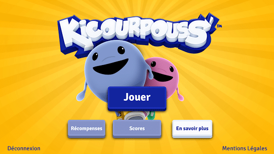 Application Kicourpouss