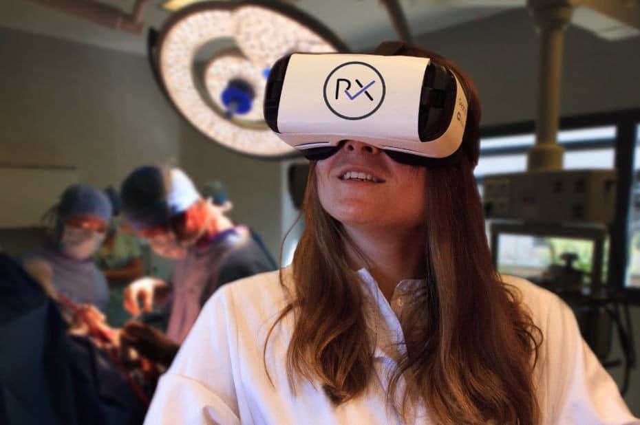 Réalité virtuelle au bloc opératoire avec Revinax