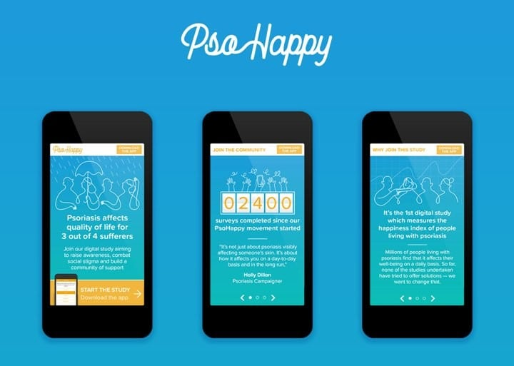 Application PsoHappy