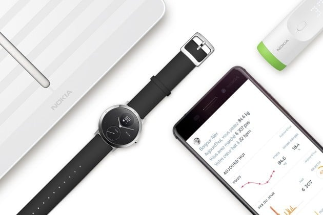 Withings s'efface pour Nokia