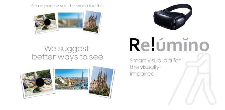 Relumino : la VR au service des malvoyants