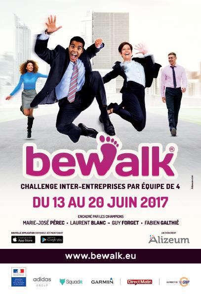 Challenge Be Walk
