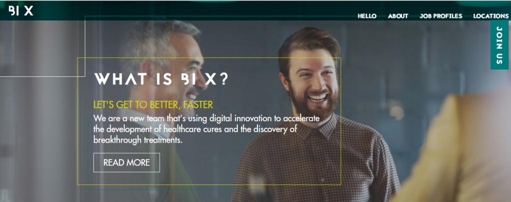 Lab innovation BI X