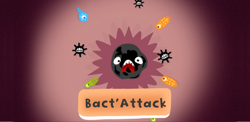 Jeu mobile Bact'Attack